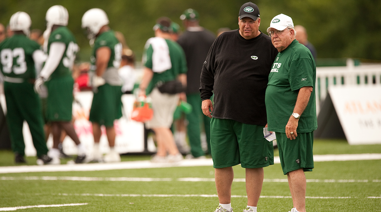 Six decades after Buddy's coaching career began in Buffalo, Rex is now carrying the torch for the Ryan family.