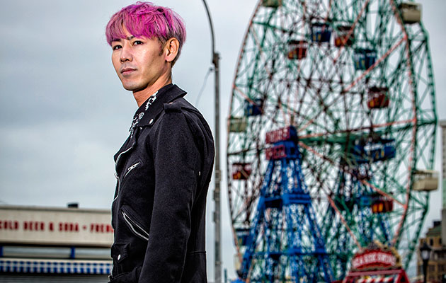 Kobayashi lives in Brooklyn but rarely returns to Coney Island.