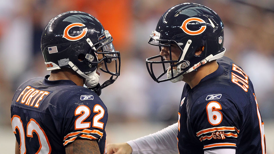 Jay Cutler Matt Forte Feels Bad For Former Teammate