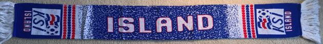 Iceland scarf from 1999