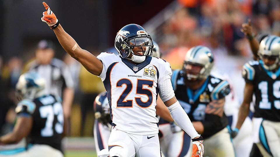 Chris Harris, Broncos
