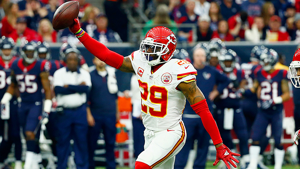 Eric Berry, Chiefs