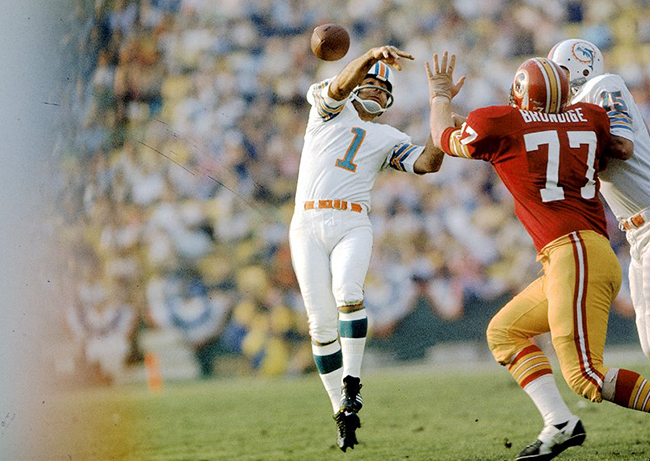 Garo Yepremian's Super Bowl VII gaffe did little to burnish the reputation of kickers.