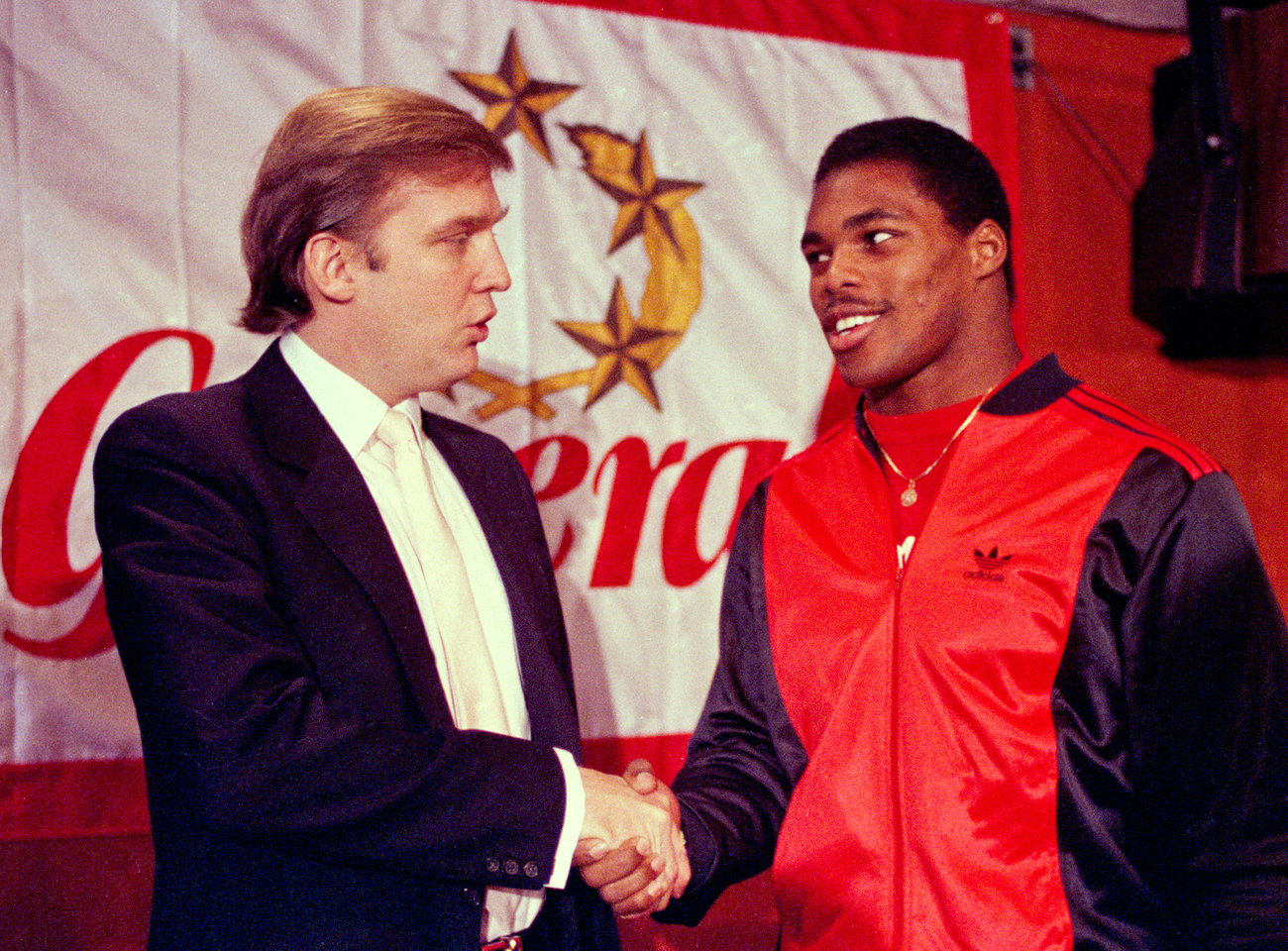 Herschel Walker had been the splash signing of the USFL's debut season; there would be more to come once Donald Trump took over the Generals.
