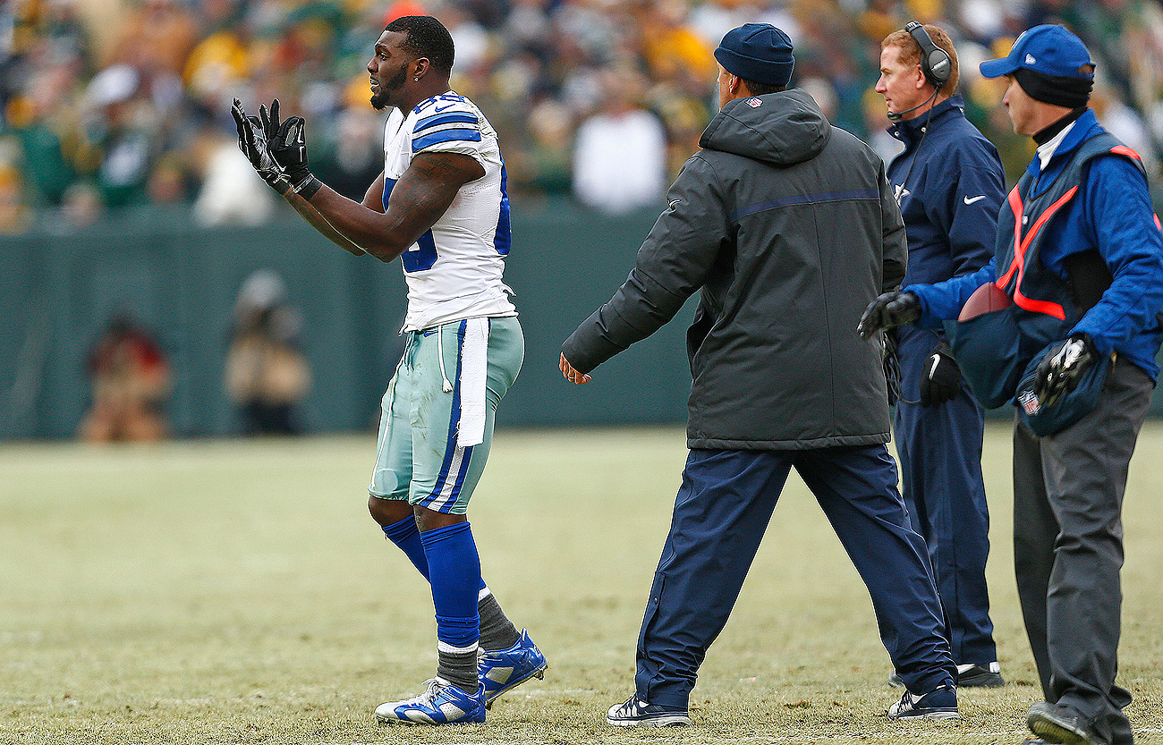What is a catch? Dez Bryant and the rest of the football world still aren't sure.