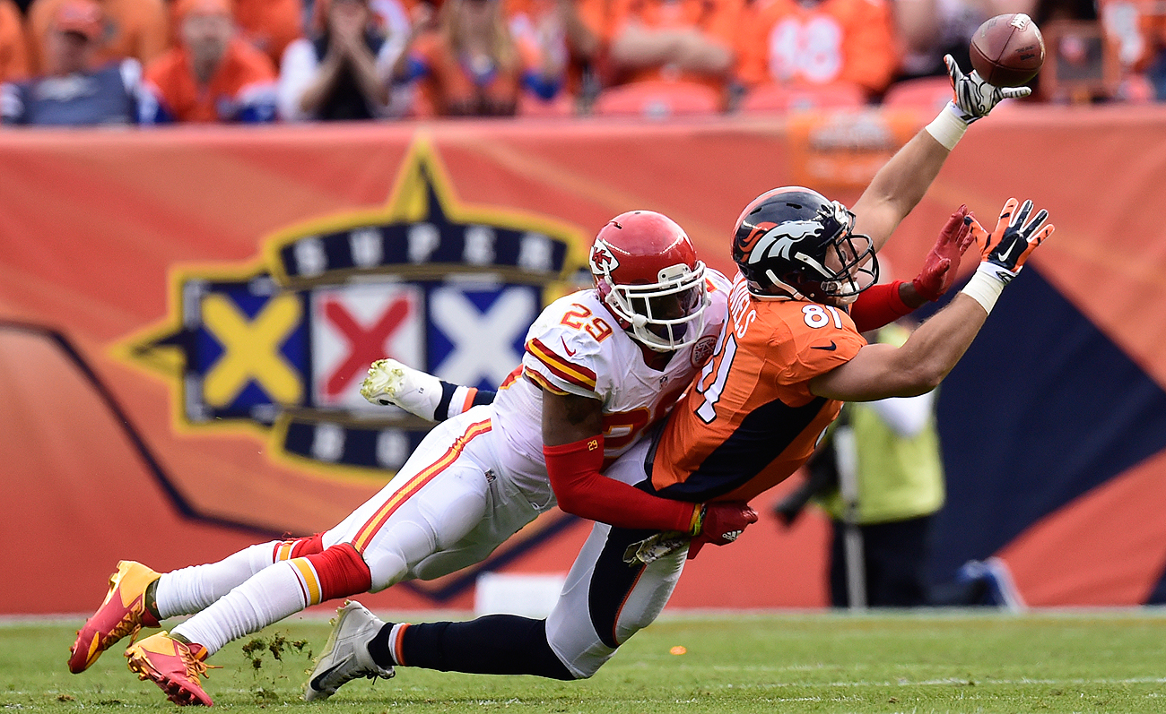 Due to the tag, the earliest Eric Berry could hit the open market is next offseason.