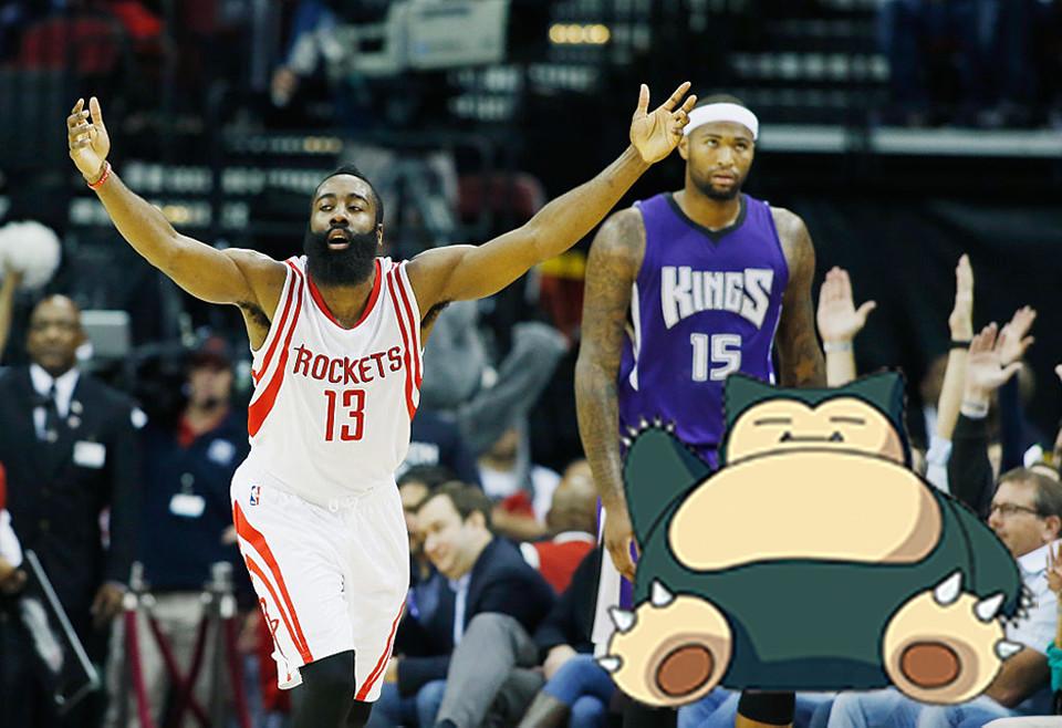 NBA Pokemon