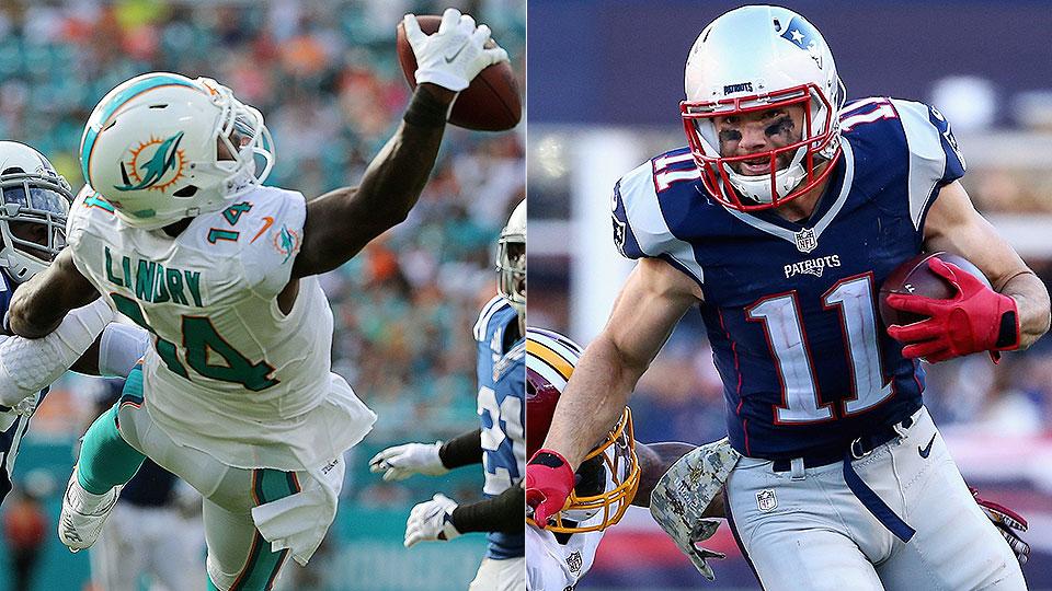 NFL slot receiver rankings: Doug Baldwin, Jarvis Landry top list ahead of 2016 season