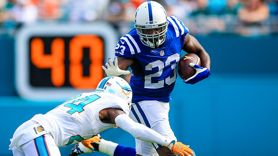 Frank Gore, Indianapolis Colts