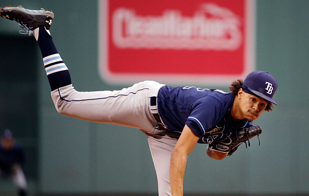 Chris Archer, Tampa Bay Rays