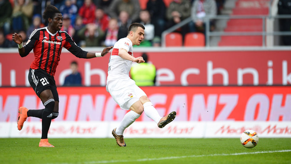 Filip Kostic signs with Hamburg from Stuttgart