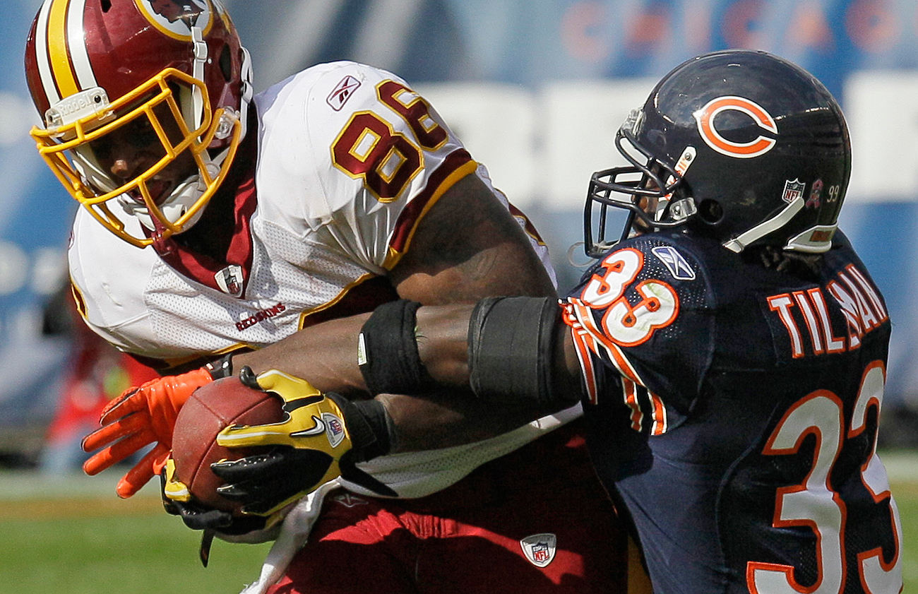 Charles Tillman made a career out of forcing fumbles and creating turnovers in the secondary.