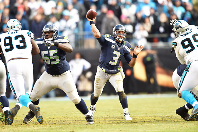 Wilson's improvement as a pocket passer gives the Seahawks' offense hope post-Marshawn Lynch.