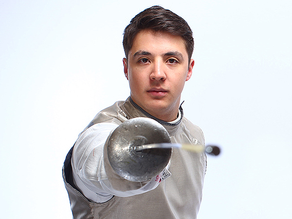 Fencing - Alex Massialas