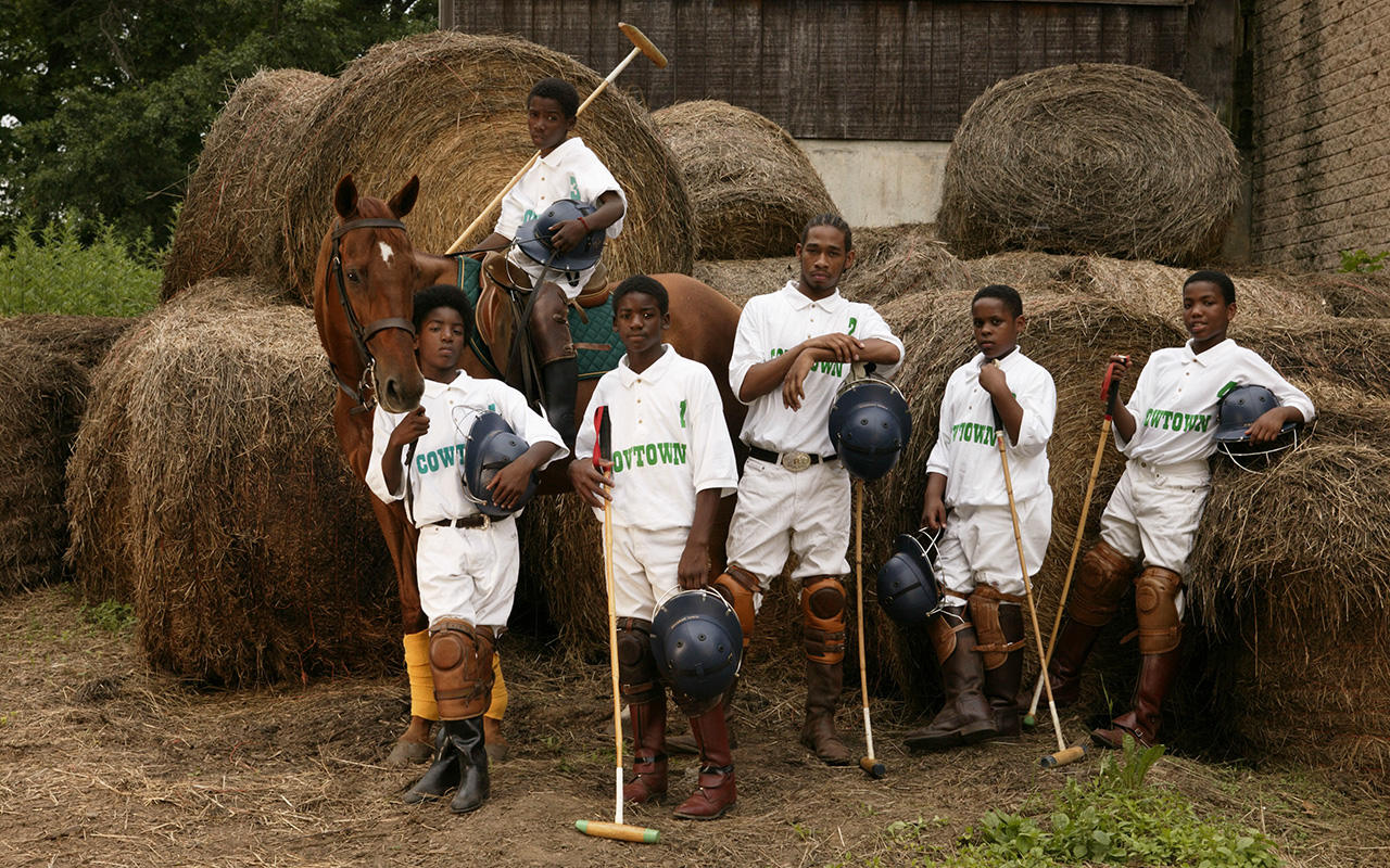 Black kids in Philly find a home in the sport of polo | Vault