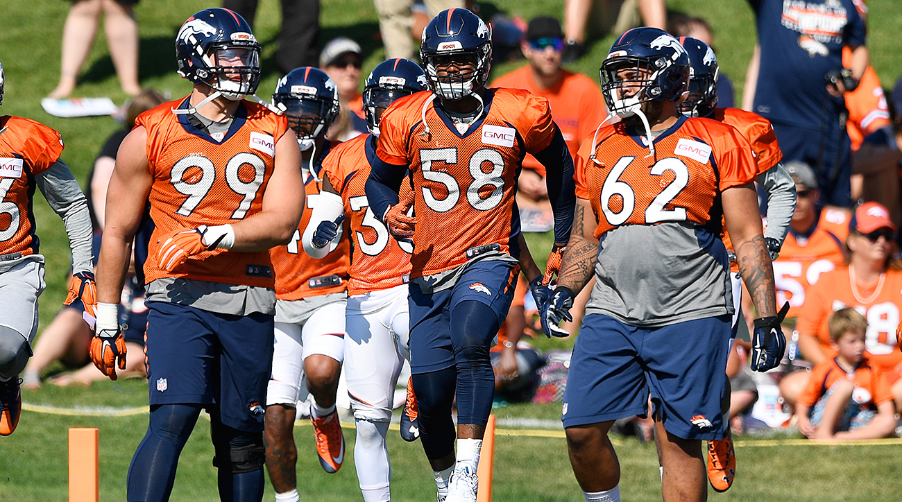 Training camp primers: Denver Broncos