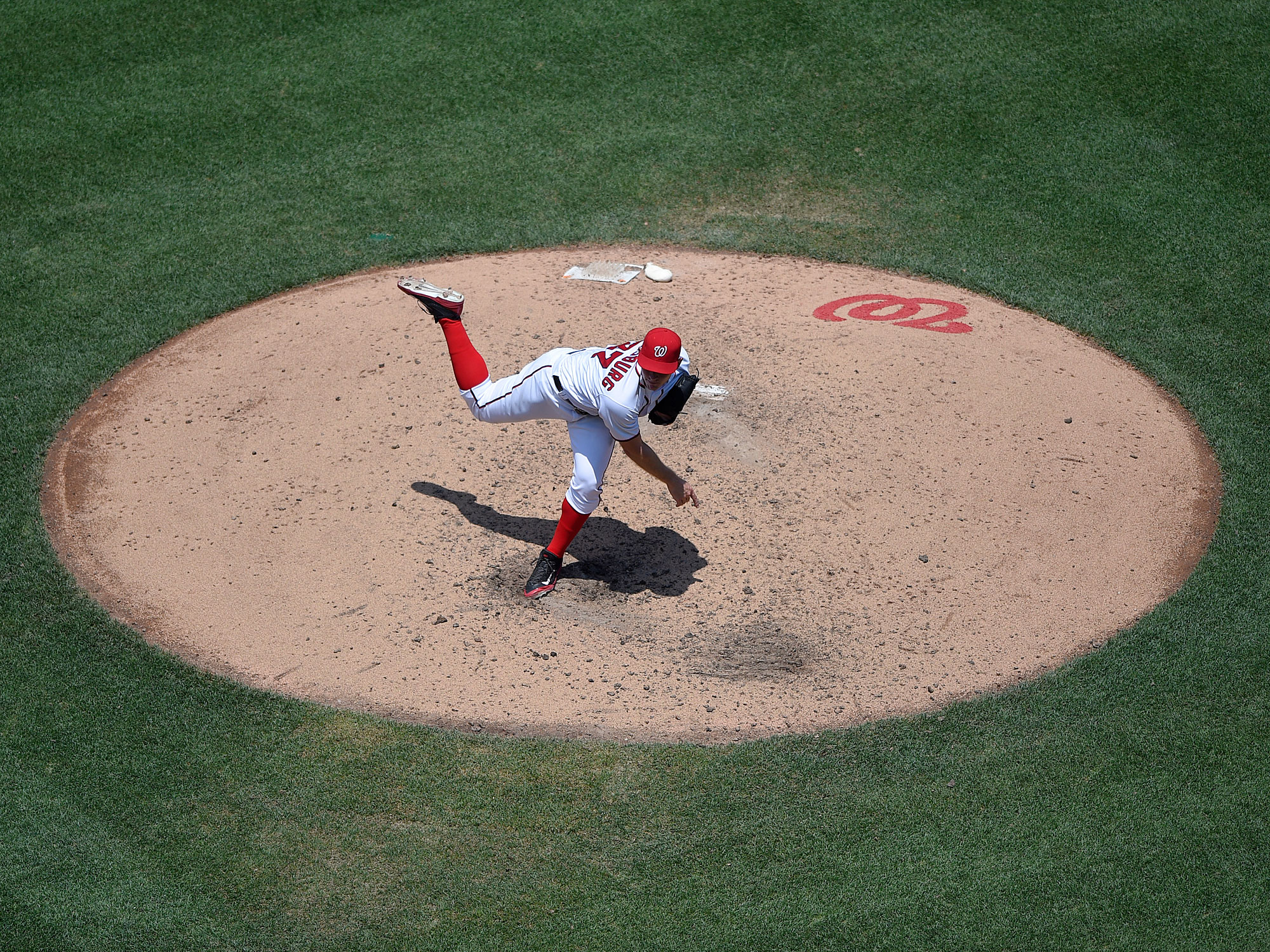 Stephen Strasburg, Washington Nationals