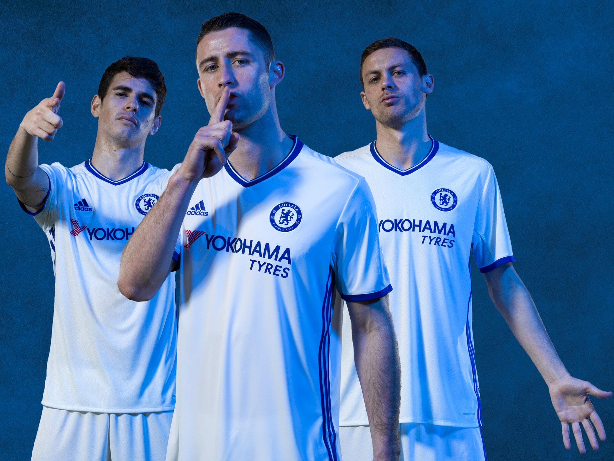 Chelsea's new third uniform