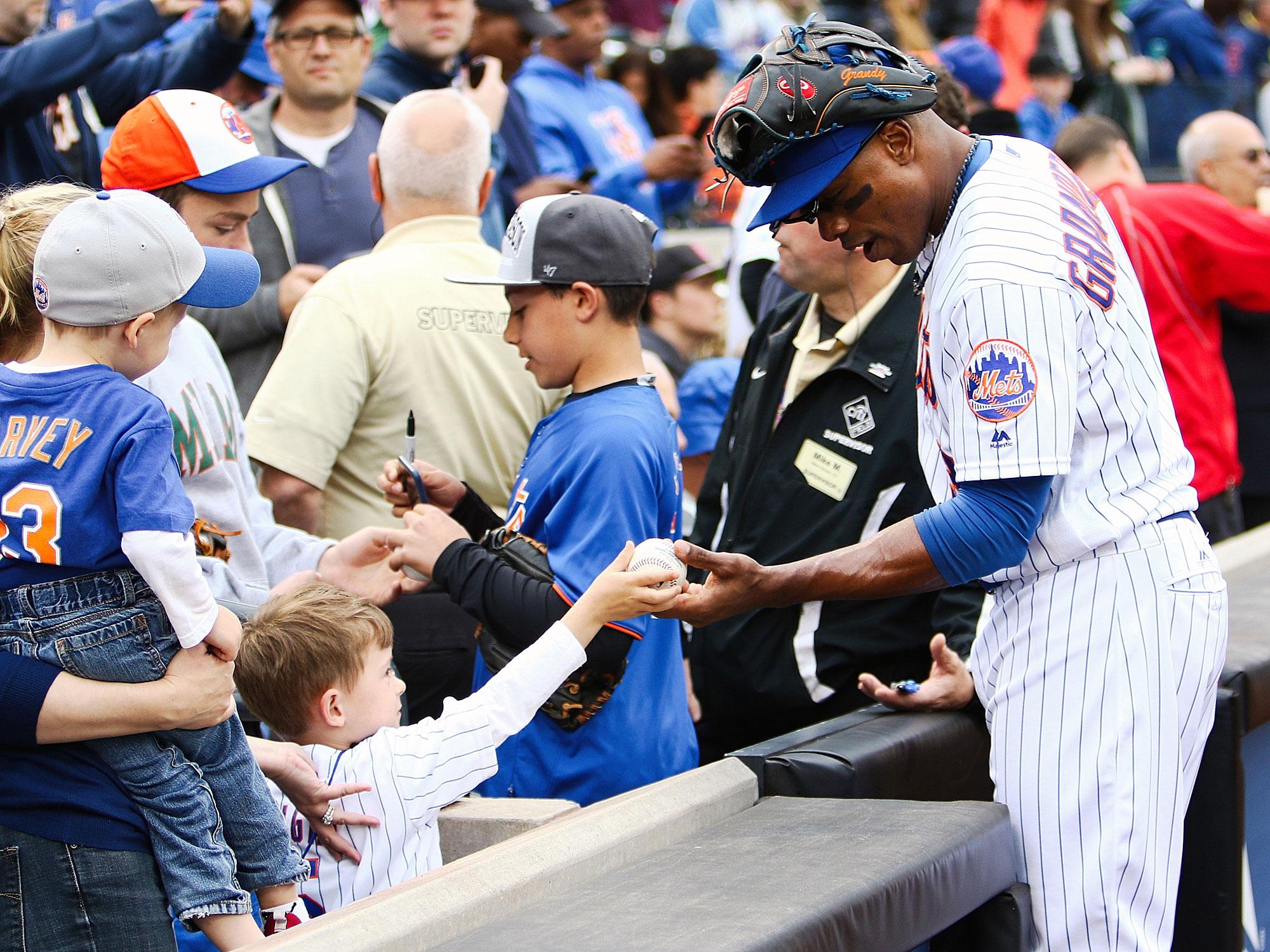Curtis Granderson, New York Mets