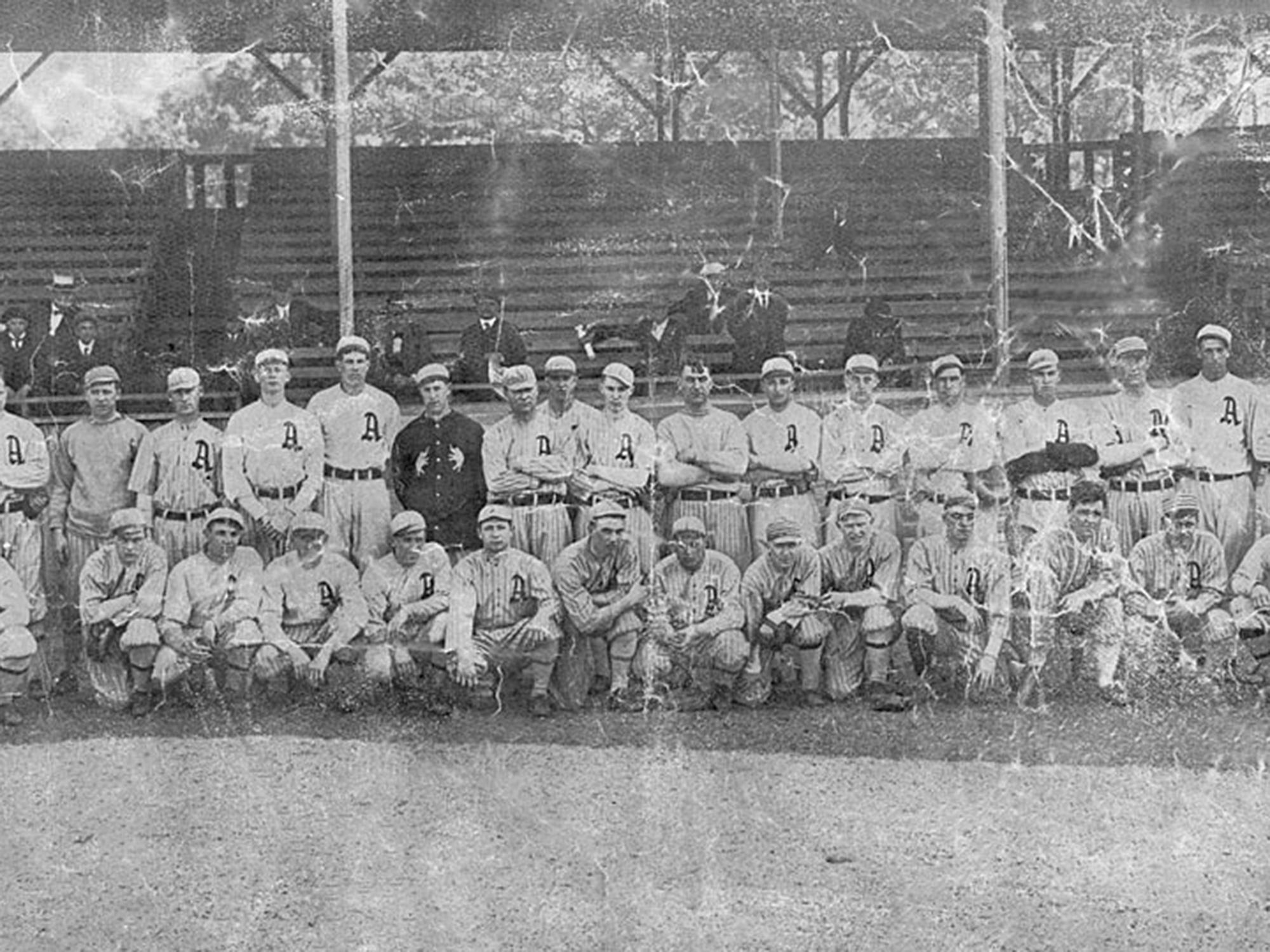 1916 Philadelphia A's
