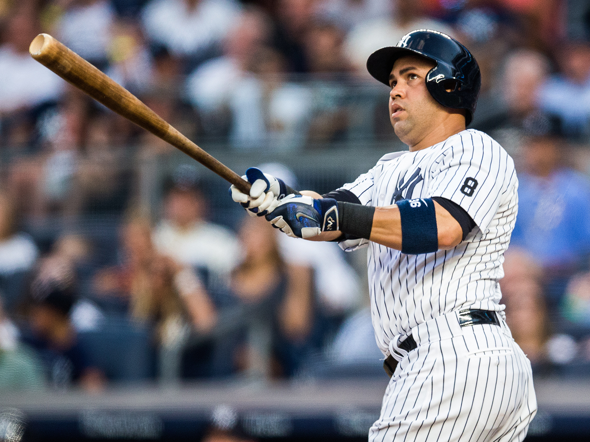 New York Yankees Carlos Beltran