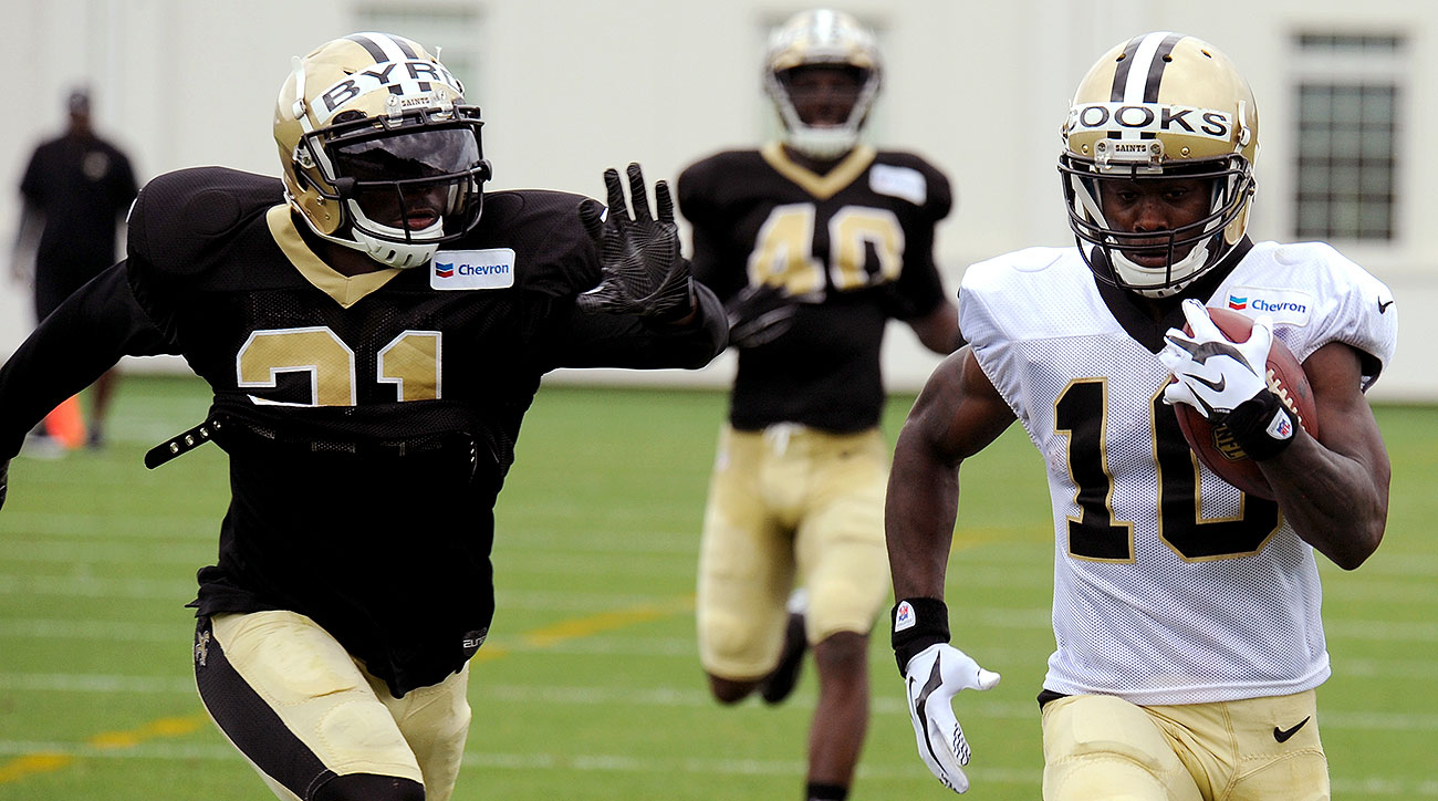 Saints training camp report: Dennis Allen, Roman Harper on rebuilt defense