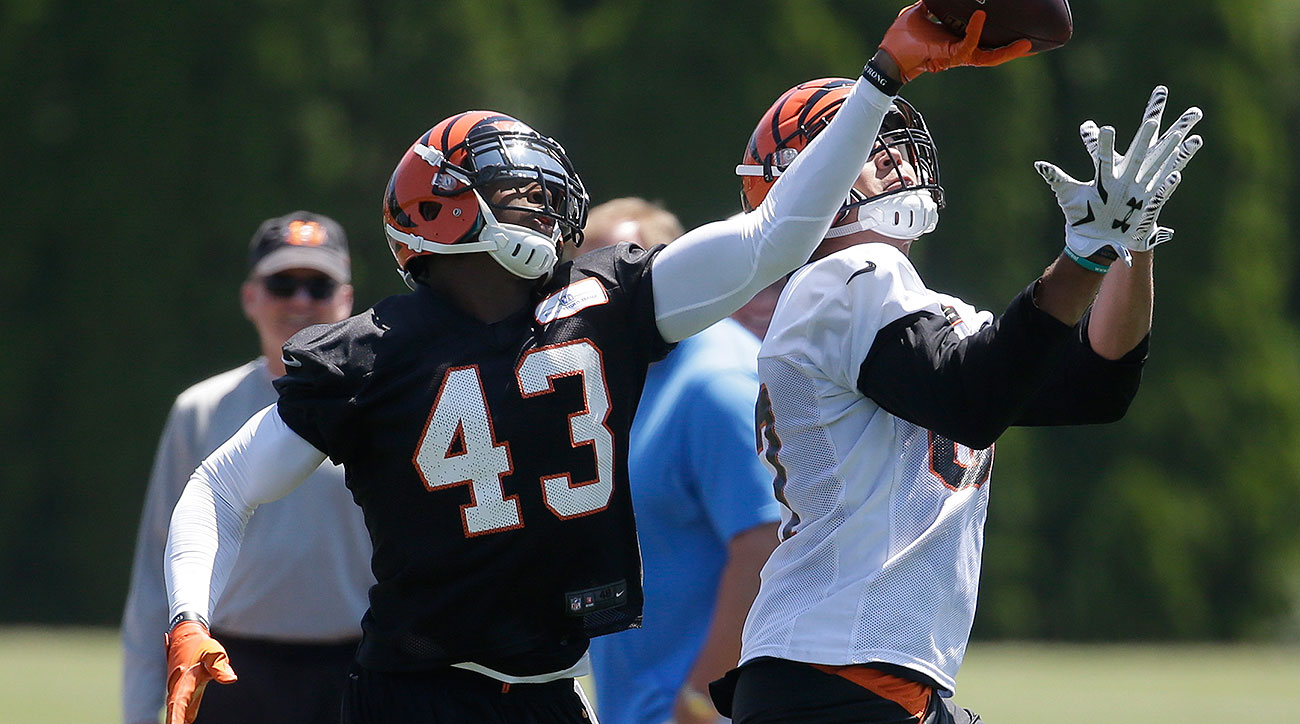 Bengals training camp: Marvin Lewis on off-season adjustments, playoff drought