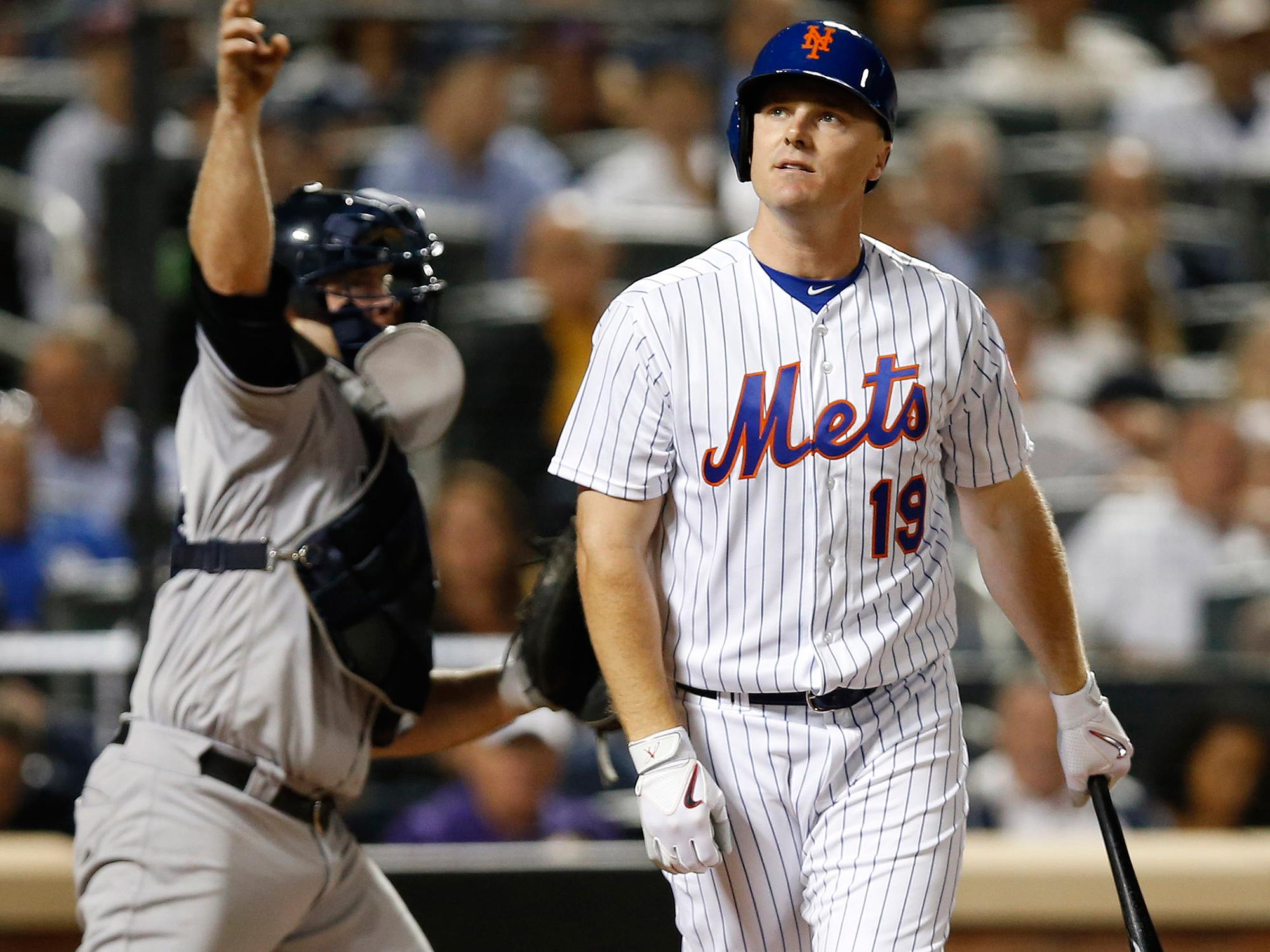 New York Mets Jay Bruce