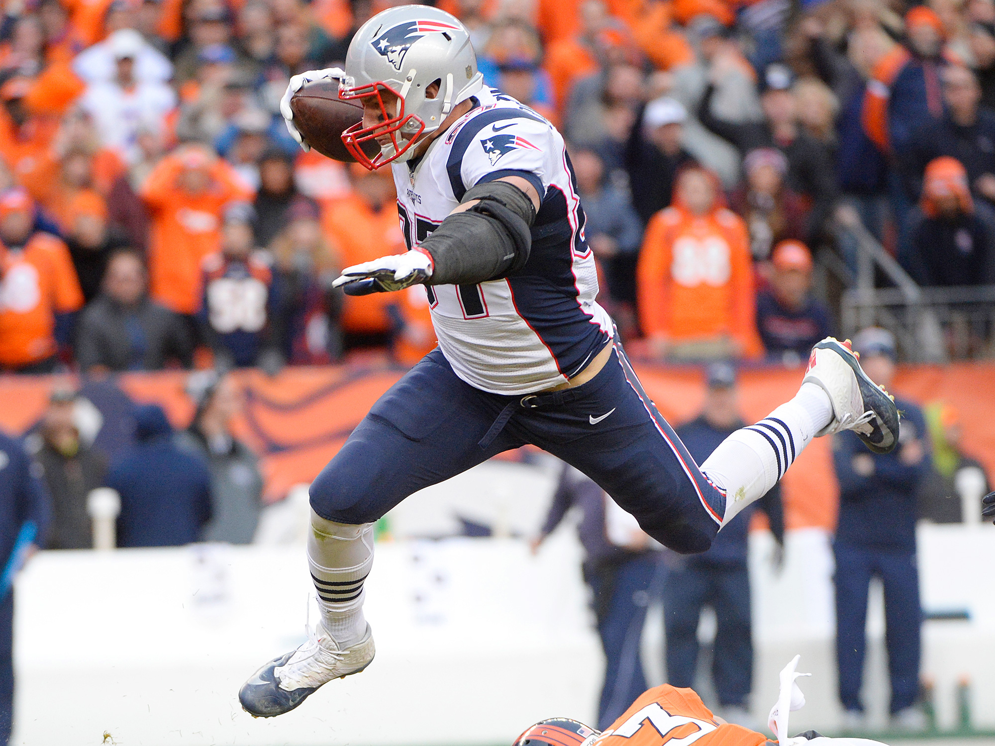 Fantasy tight end primer: Rob Gronkowski