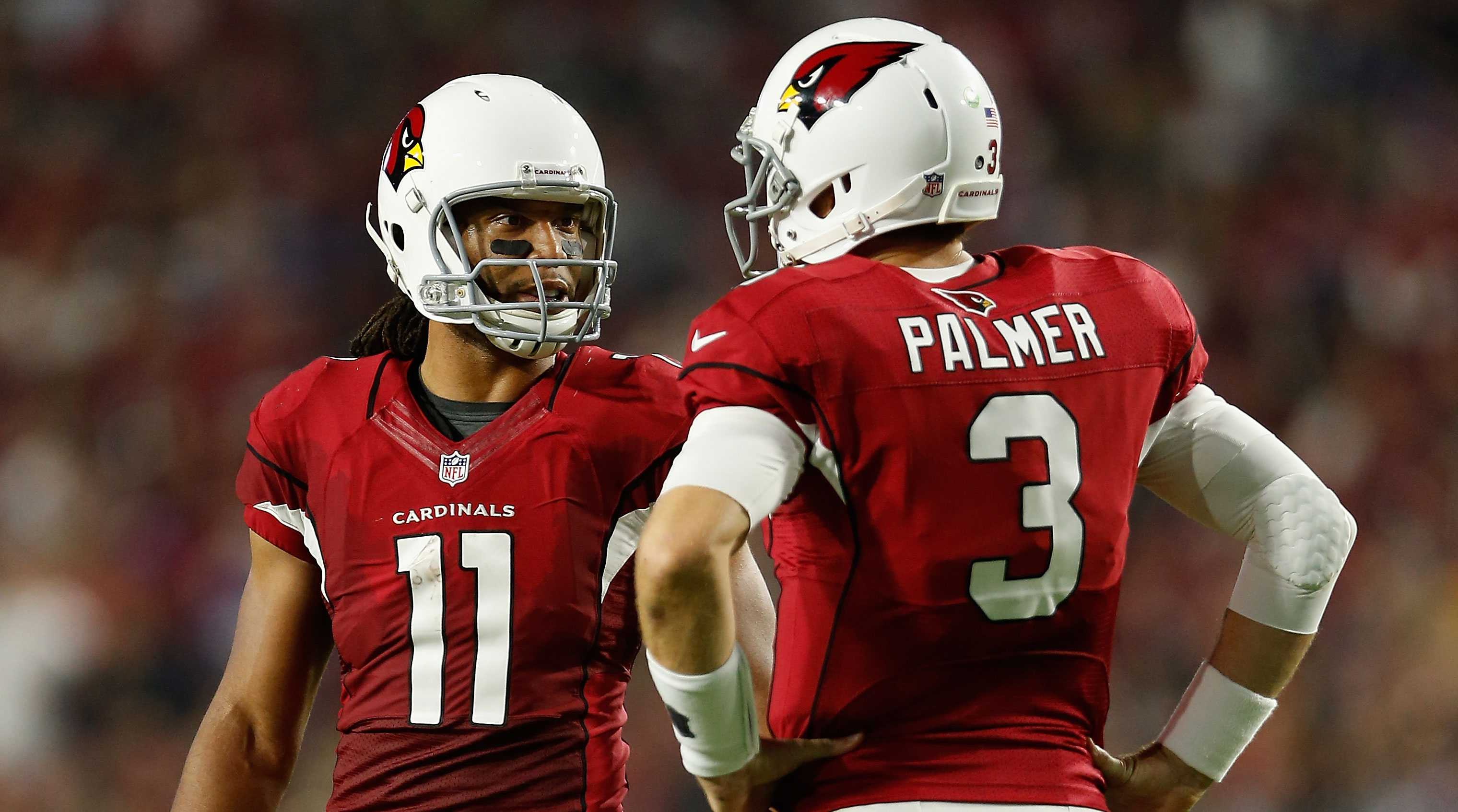 Cardinals give Carson Palmer Larry Fitzgerald extensions
