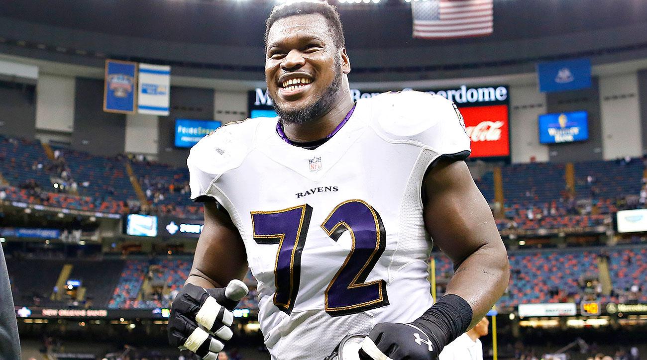 Top 100 NFL players Raiders G Kelechi Osemele