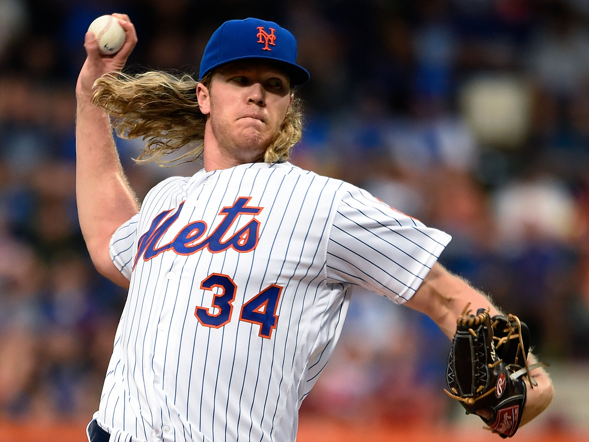 Noah Syndergaard, New York Mets