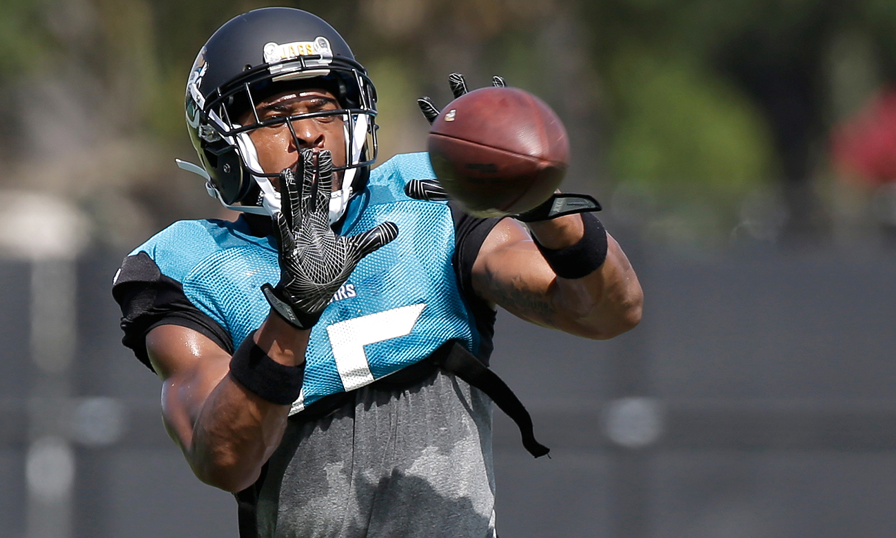 Allen Robinson hopes to benefit this season after getting in extra work with his quarterback over the summer.