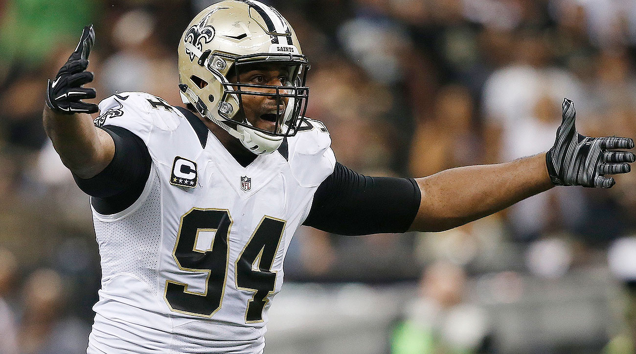 NFL top 100 players Saints DE Cameron Jordan