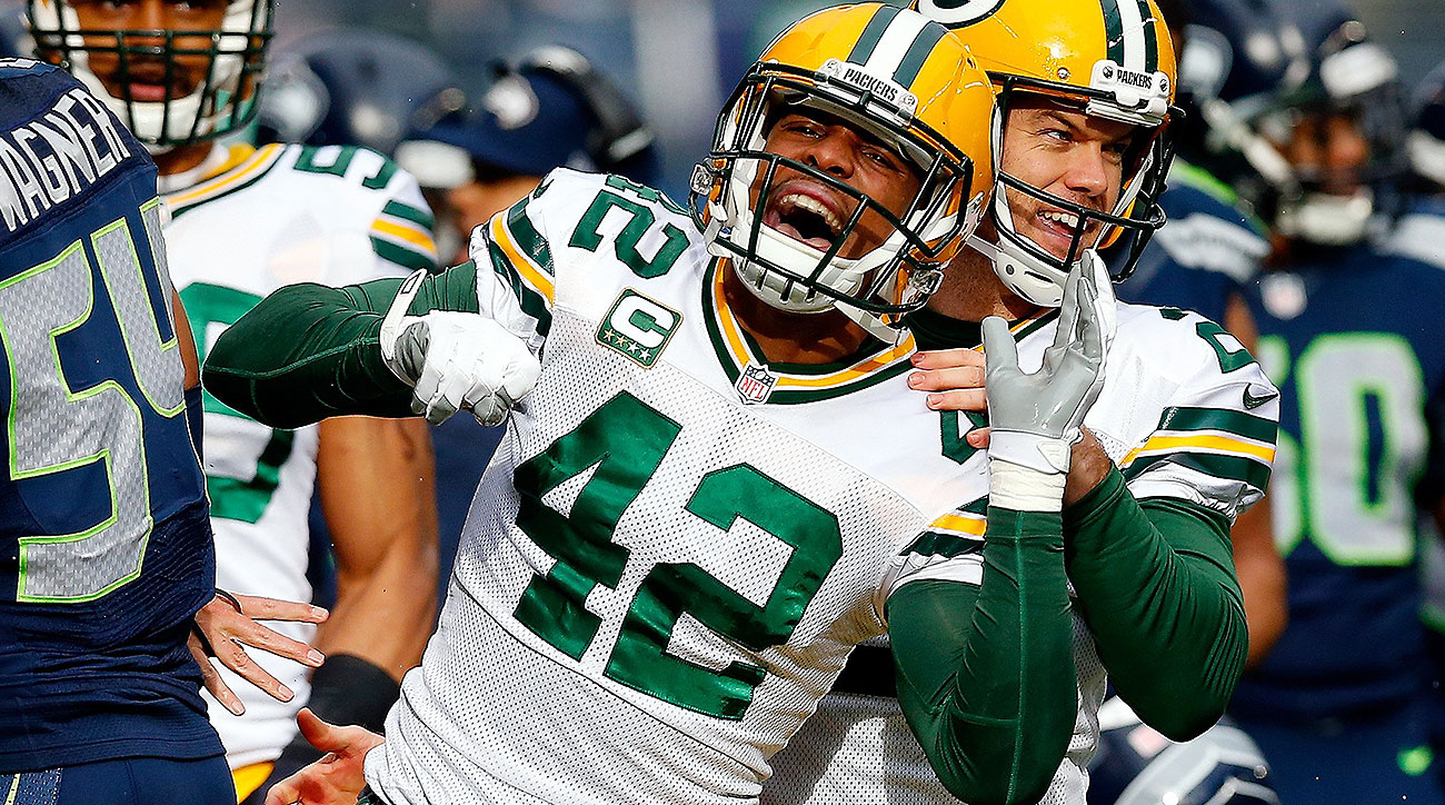 NFL top 100 players Packers S Morgan Burnett