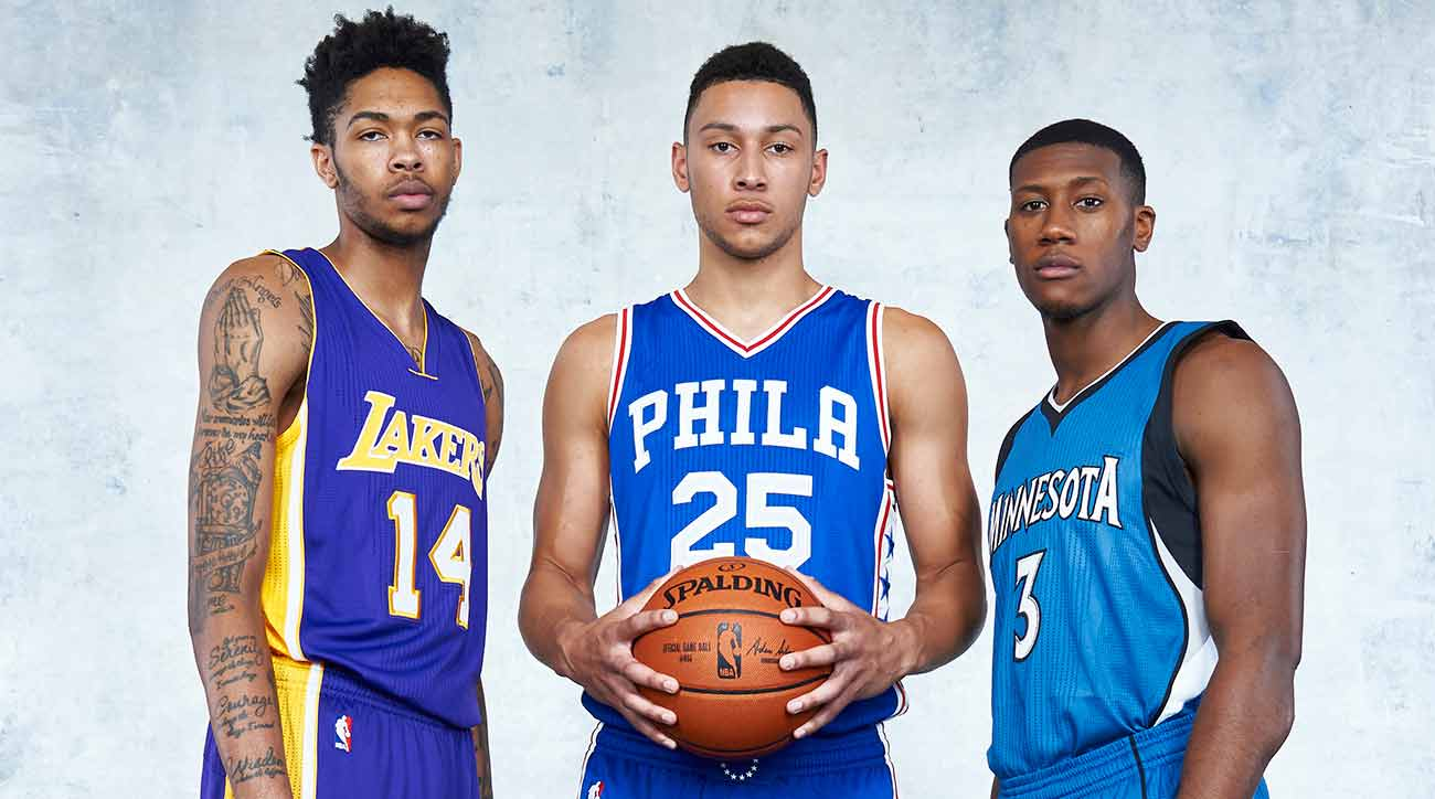 2016 nba rookie yearbook  ben simmons most likely to succeed