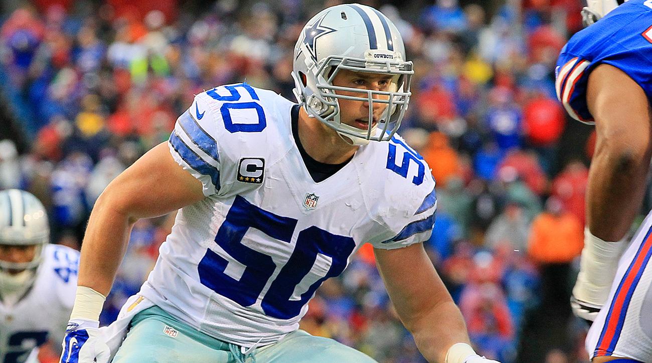 NFL top 100 players Cowboys LB Sean Lee