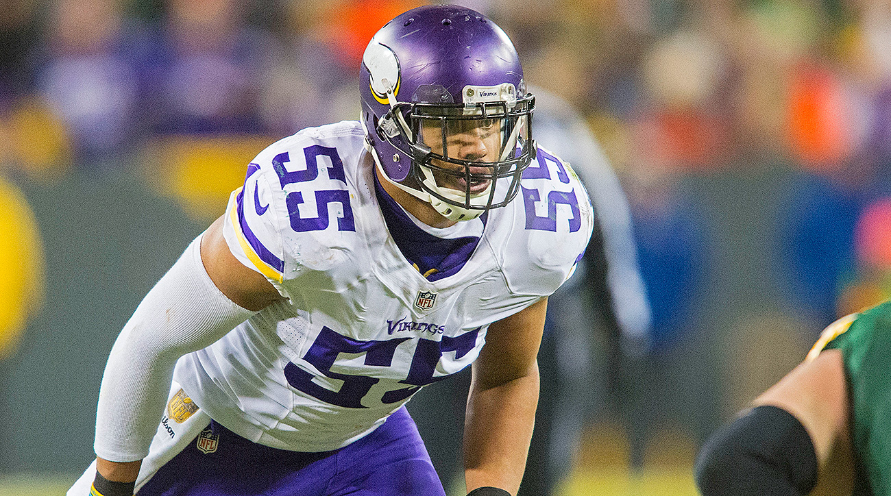 NFL s top 100 players Vikings LB Anthony Barr