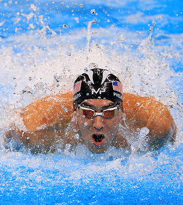 Michael Phelps holds the record for most career gold medals (23) by any Olympian in history.