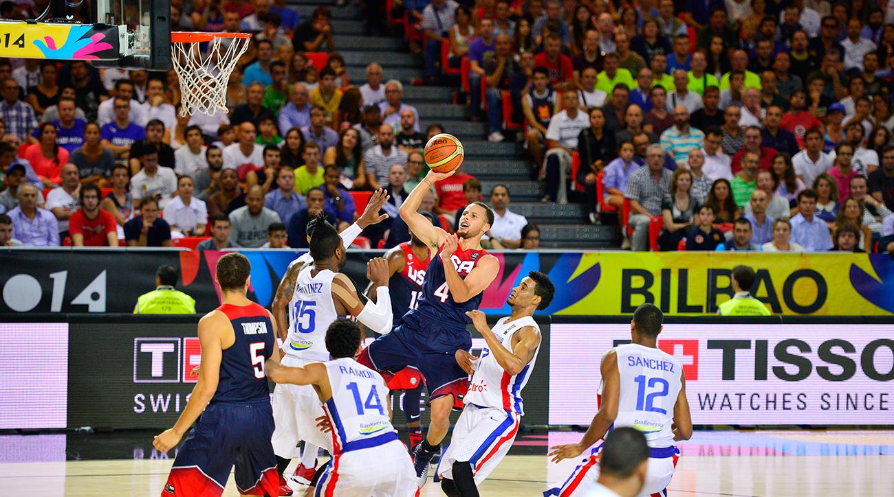 USA basketball roster 2020 Tokyo Olympics SIcom