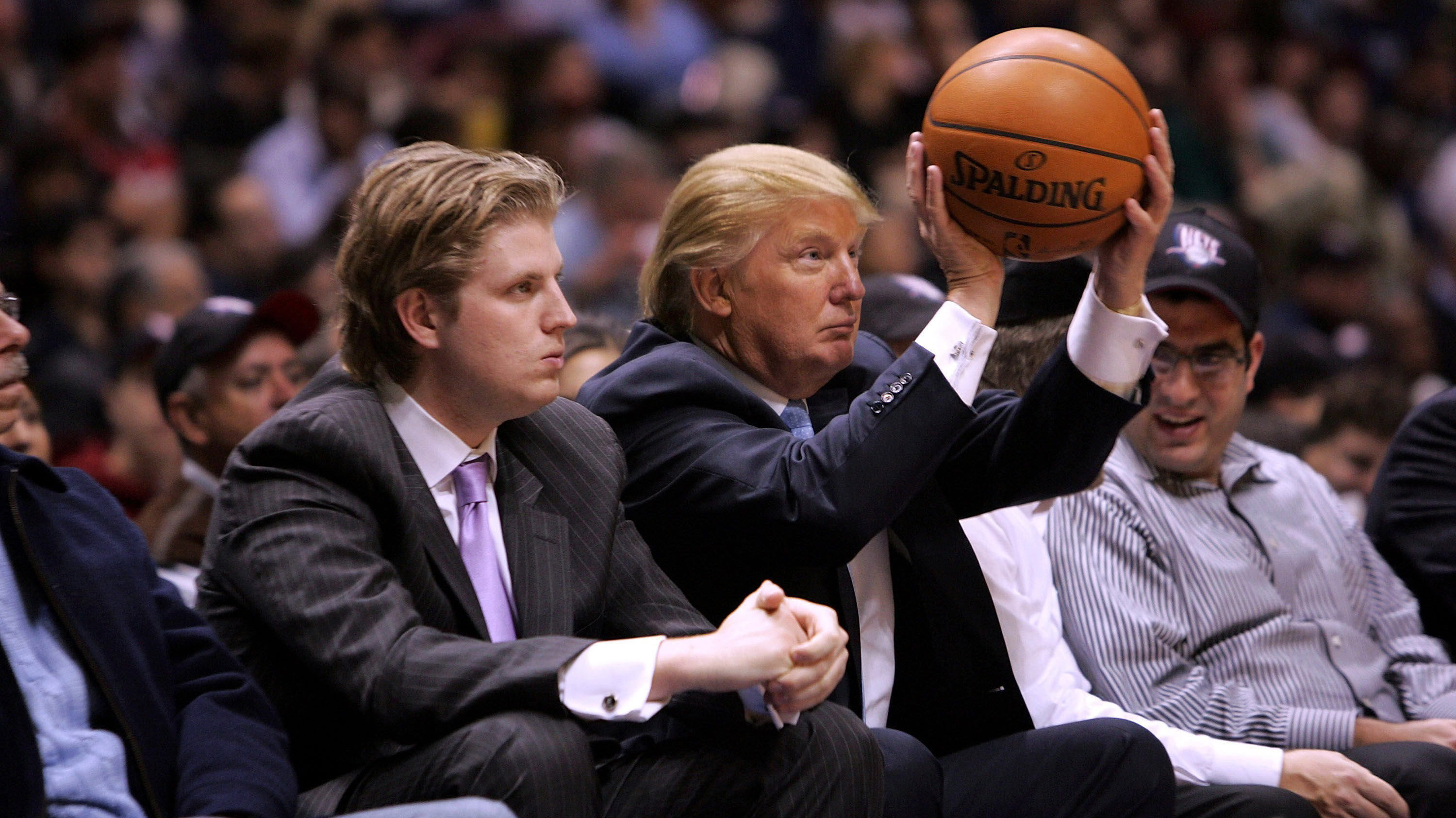 donald trump twitter sports takes grades