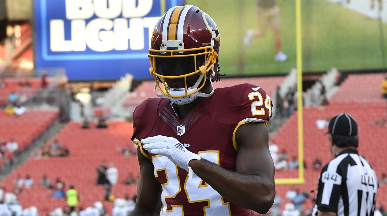 Josh Norman Redskins CB says he can handle criticism