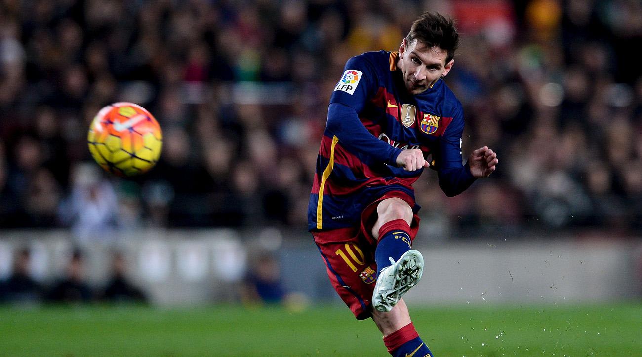 lionel messi barcelona uefa goal of the season