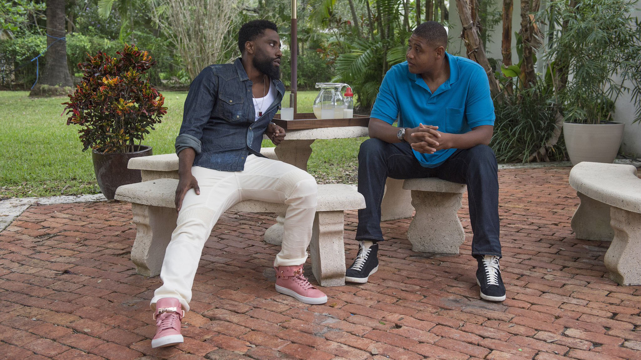 'Ballers' recap: A timely season three opens with ...