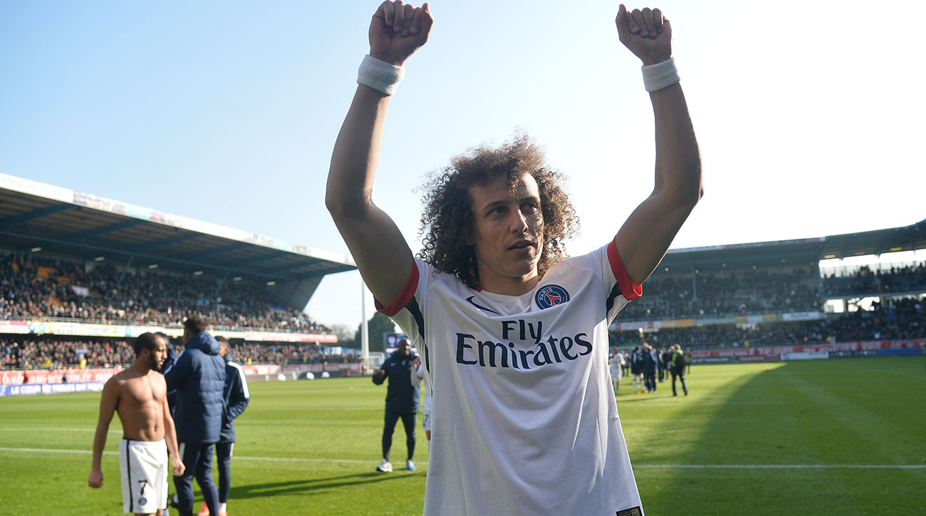 david luiz chelsea transfer paris saint germain