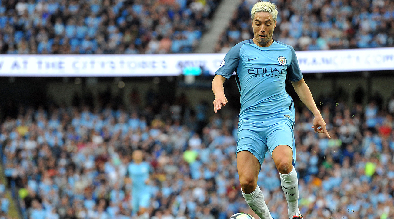 Samir Nasri loaned from Manchester City to Sevilla