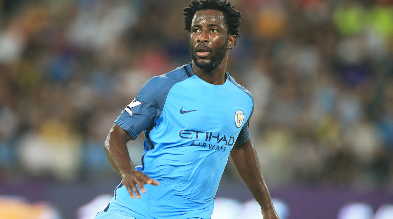 wilfried bony stoke loan manchester city