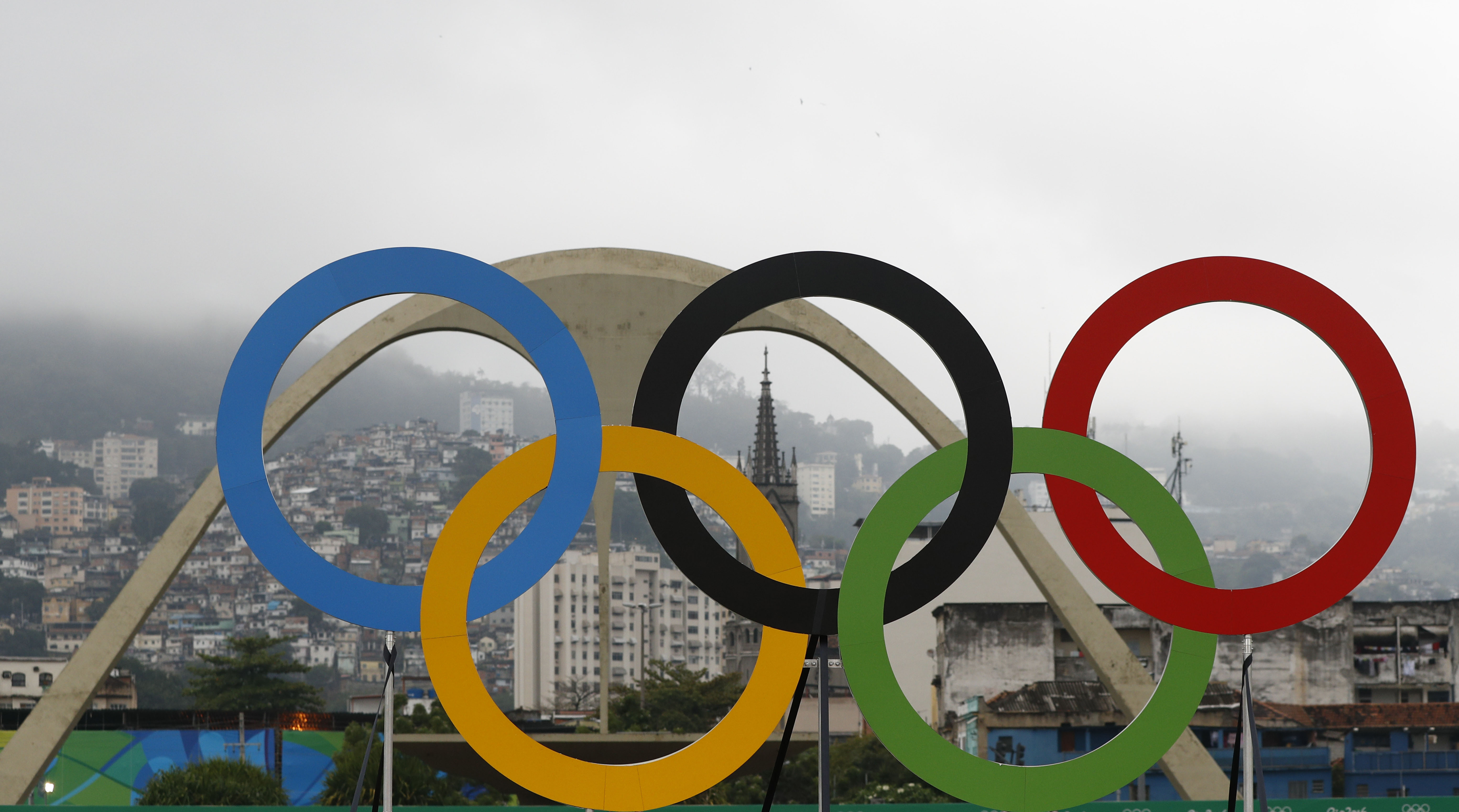 2020 Olympics: Tokyo proposing moving venue | SI.com Olympic Rings 2020