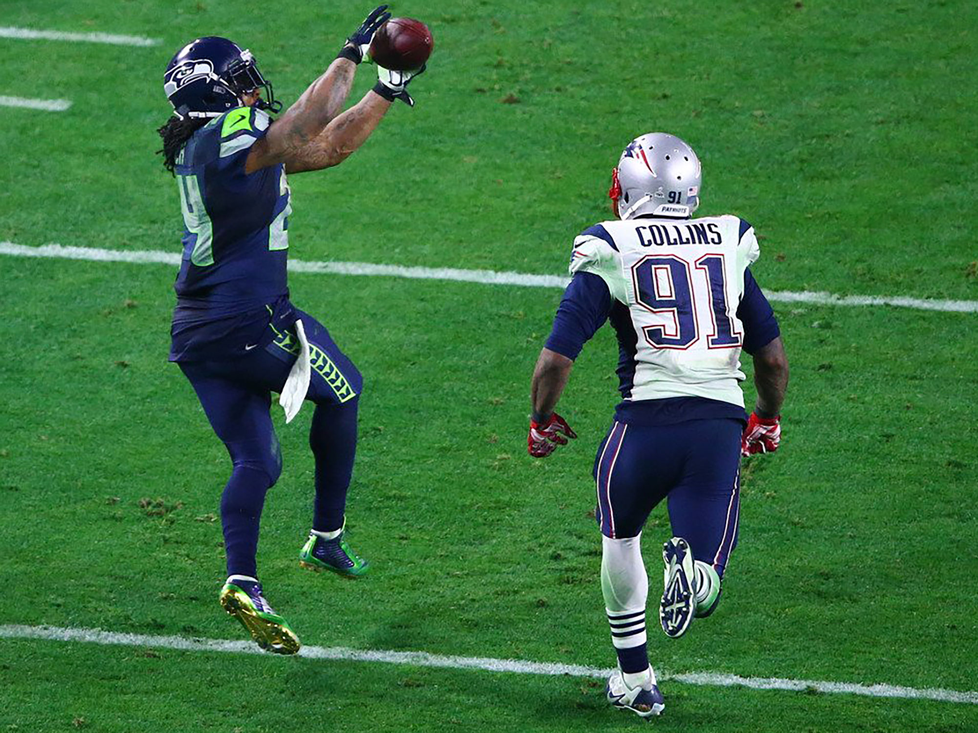 The Seahawks deployed Marshawn Lynch perfectly early in their last-gasp Super Bowl XLIX drive—then seemed to forget about him near the goal line.