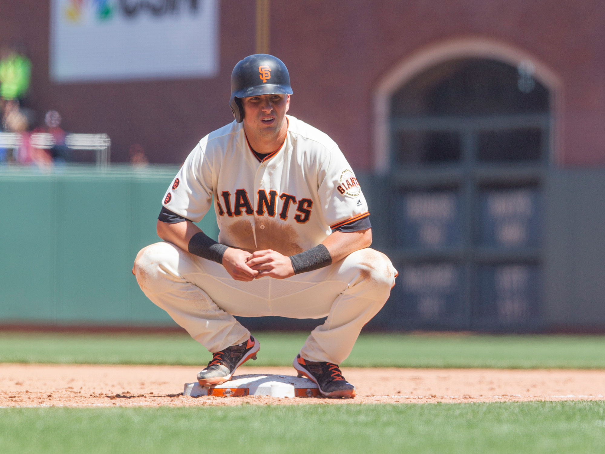Joe Panik, San Francisco Giants